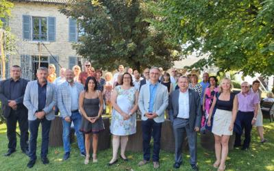 Journée du Président CPME Grand Est à Colombey-les-deux-Eglises (Haute-Marne)