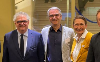 Mardi 19 octobre 2021 – Réunion des mandataires sociaux à Paris